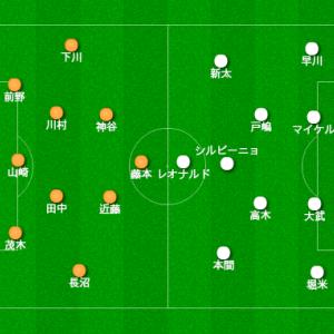 第36節 愛媛FC戦