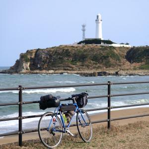 太平洋岸自転車道を行く1日目(2019年3月22日)