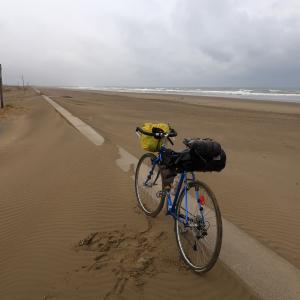 太平洋岸自転車道を行く2日目(2019年3月23日)