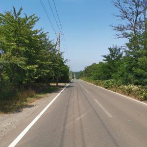 津軽・下北半島遠征(鯵ヶ沢-竜飛岬)