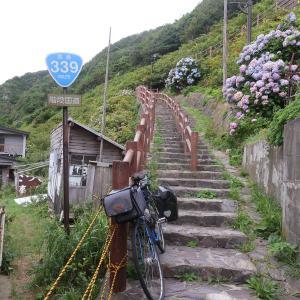 津軽・下北半島遠征(竜飛岬-野辺地) 2019年8月11日