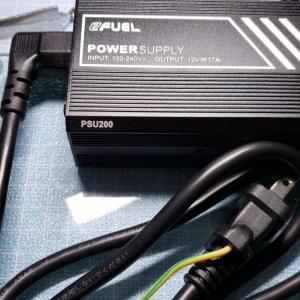 【Mini-Z】お買い物♪ 充電環境充実グッズ   ~3PミッキータイプL型コネクタ電源コード~