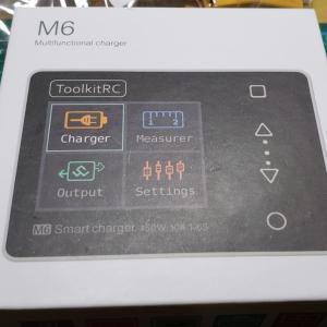 【Mini-Z】ToolkitRC M6 マルチファンクションチャージャー! ~本命が遅れてやってきた~