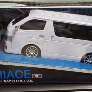第2回ファイブミニッツジムカーナ視聴者グランプリの秘密兵器  ~Toyota HIACE~