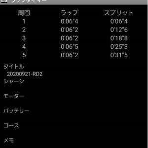 【Mini-Z】ファイブミニッツジムカーナ RD.1.2のタイムアタック!  ~パイロン無しで最速タイムを出せるか!~