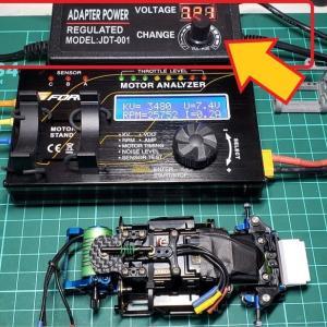 緑モーター(MZ606)のKV値を測定してみた ~プラマウント車両のKV値は高いのか!?~