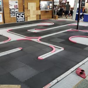 【Mini-Z】M Atsugi Racingで「ウレタン MARチャレンジレース」に出ました。