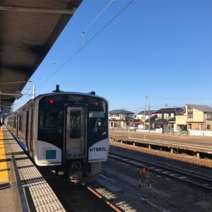 仙石線&仙石東北ライン乗車とちょっとだけ松島観光
