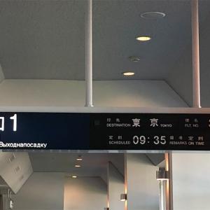 ANA316便(富山〜羽田)搭乗記 〜敢えて空路を使う理由〜