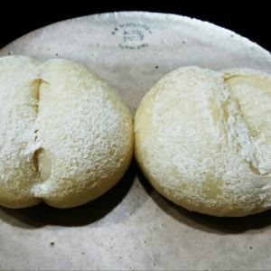 ほわほわ白パン