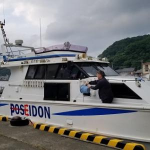 夏タラを狙って丹後沖へ(^O^)/@POSEIDON