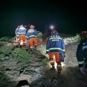 【悪夢】中国甘粛省で開催された100kmトレイルレースで21名死亡の速報