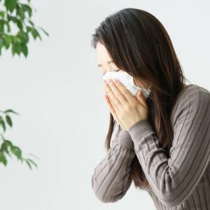 口臭と花粉症