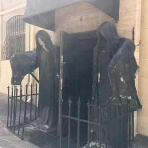 【アゼルバイジャン】S氏の隣人と悪魔の館