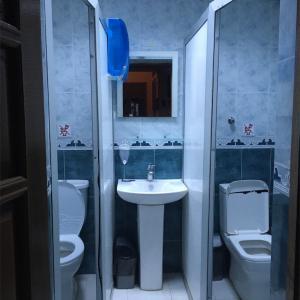 【アゼルバイジャン】明かりがついたトイレとエジプト代表 VS 痴漢バス