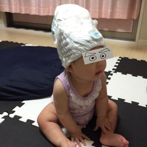 【おちび】可愛い帽子。