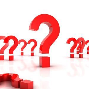 【質問】謎の足音。