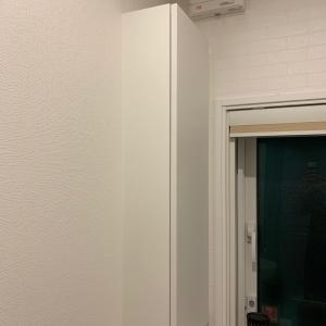 アイスマートのトイレの収納棚【高さ変更】