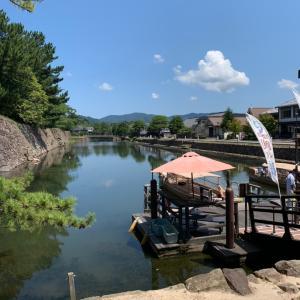 松江城下にあるかき氷屋さんへ突撃訪問したよ
