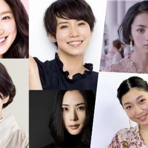 若手女優と中堅女優の演技対決、女優演技力ランキングベスト10