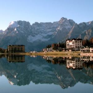 イタリア唯一の美しい山岳風景の世界遺産