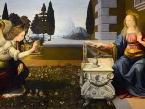 少年期~若干20歳のレオナルド・ダ・ヴィンチの驚くべき芸術の才能に感動