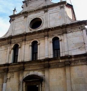 """ミラノの""""システィーナ礼拝堂""""・ミラノの隠れた名作フレスコ画の宝庫"""