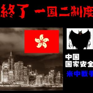 香港 一国二制度終了へ 国家安全法制の狙いを徹底解説します。