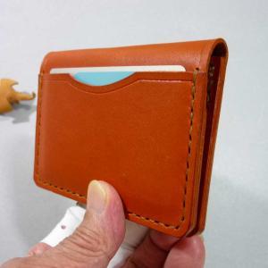 6枚入れ・カードケース(旅立ちにより補充 制作)
