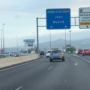 スペイン車旅 グラナダからコルドバへ
