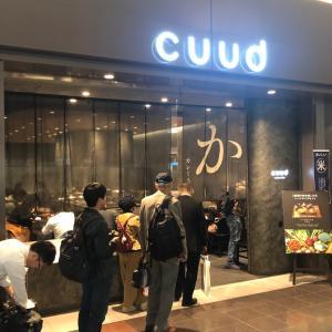 【羽田空港国内線ターミナル】 cuud|カレーうどん