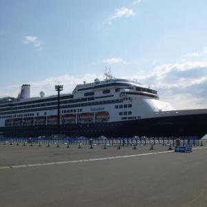 【クルーズの旅】 プレミアム客船 ホーランド アメリカライン フォーレンダム号