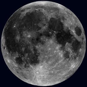 速報【NASA】  月の地表7センチ下に大量の水