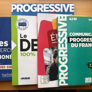 【仏語文法中級】 Grammaire Progressive du Français A2B1