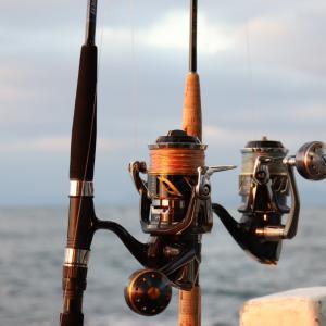 そろそろ釣りに行きたいけど…