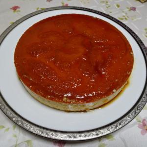 夫の為のデザート作り・プリンケーキⅡ