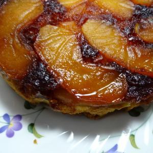 手作り焼売とアップルケーキ