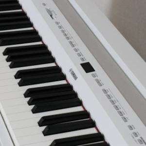 電子ピアノのカバーを外した話