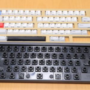 PC用キーボードの掃除
