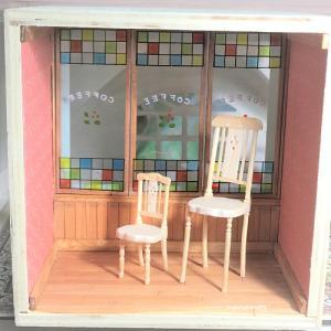 小さい椅子を作ってみました