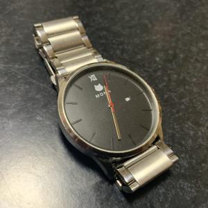 モナコインをモデルにしたMONA時計を買ってみた!