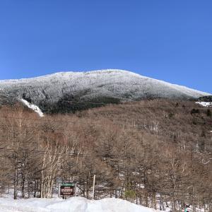 リアルクエスト黒斑山 浅間山を間近で見られるお手軽雪山登山!