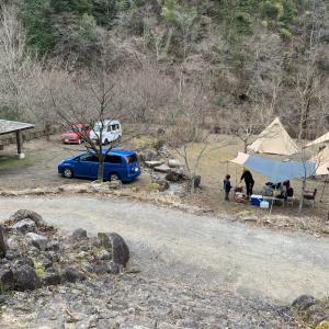 知る人ぞ知る無料キャンプスポット・山梨県の大柳川渓流公園でデイキャンプをしてきた!