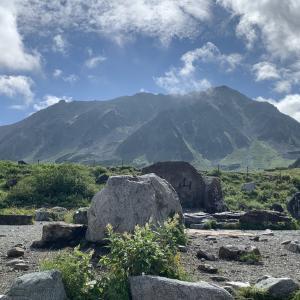 リアルクエスト立山 標高3015mの日本三名山を大縦走!