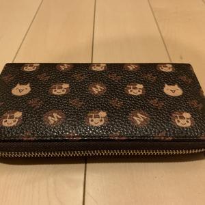 モナコインをモデルにしたMONA長財布を購入した!
