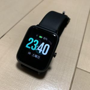 ¥3000でスマート体験を! BlackviewのiOS/Android対応激安スマートウォッチ!