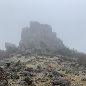 リアルクエスト金峰山 初心者でも登れる標高2500以上の百名山!