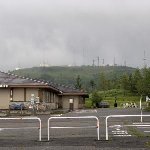 リアルクエスト美ヶ原 最も楽に登れる百名山は霧の中!