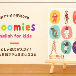グーミーズ(Goomies)のDVDが人気の理由が分かった!楽しく英語力を育てるならコレ