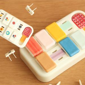 マッチングおもちゃを簡単に手作り!パチッとハマる感触で何度も合わせたくなる!